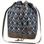 Jack Wolfskin Sandia Shoulder Bag grey navajo